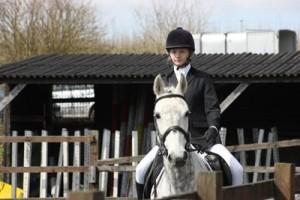charlotte jackman CJHL4703 Warehill dressage for Central Horse News small