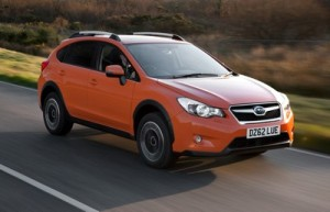 Subaru XV Tim Barnes Clay article for Central Horse News small