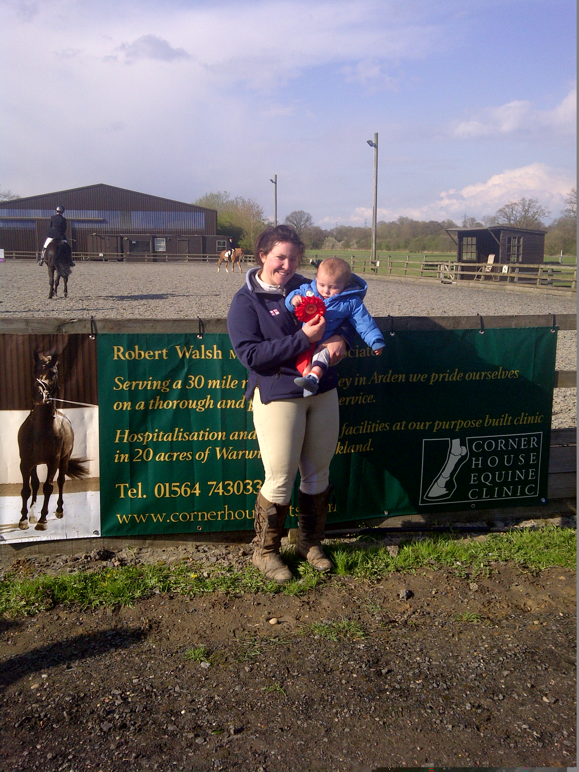 Claire Marston and Showgirl for Central Horse News.jpg