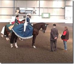 Chloe Palmer Concours Birmingham Childrens Hospital Show for Central Horse News