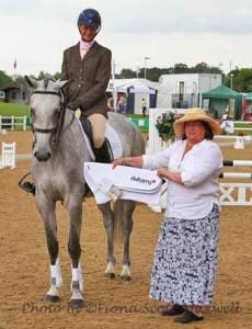 8211CindaEbolenskyCHNFSM Harpury Horse Trials for Central Horse News