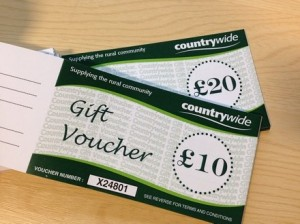 Countrywide Vouchers for Central Horse News