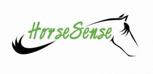 HorseSense Logo for Central Horse News