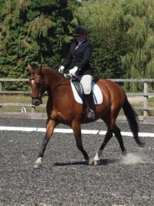 Zena Alden for Central Horse News