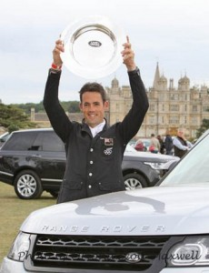 Jock Paget,Land Rover Burghley HT 2013
