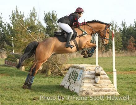 Kelsie Willis and Newby II, Aston, March 2014