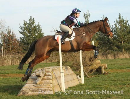 Laura Wood and My Welton Rebel, Aston, March 2014