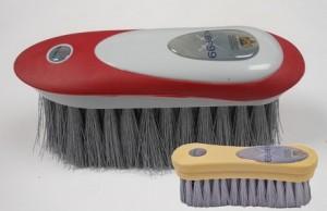 KBF99 face and Dandy brush