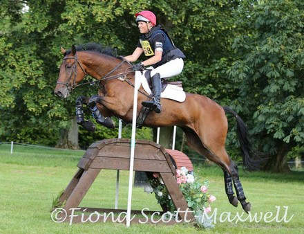 Lucy Jackson and Willy Do,  Salperton HT  2014