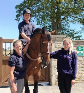 BDA Equestrian and Jodan Bock
