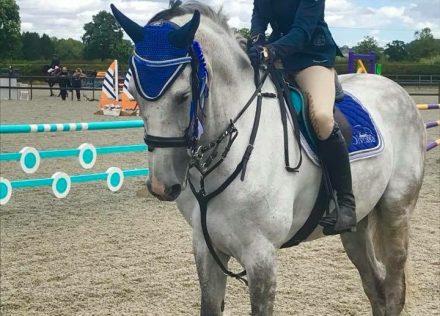 Charlotte Pudge & Cassinaro Dream - Aston Le Walls Equestrian Centre
