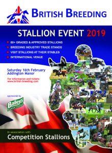 BB stallion event 2019 ad