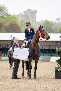 During Royal Windsor Horse Show 2019 at UK, Windsor on 10 May 2019. Photo: Fran Davies