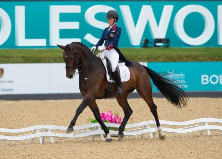 410 - Charlotte Dujardin (GBR) & Mount St John Freestyle - D16 - Theraplate UK - CDI3* GPS - Grand Prix Special - The Equerry Bolesworth International Horse Show 2019