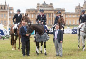 - The SsangYong Blenheim Palace International Horse Trials 2019