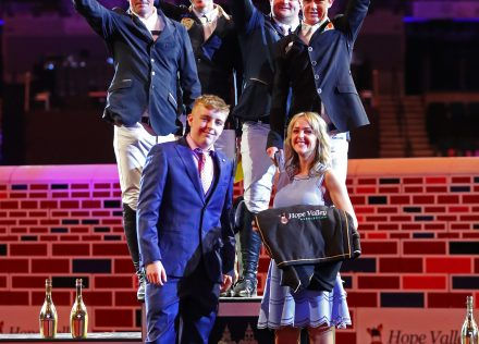Liverpool Puissance Winners