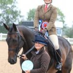 Sophie Brown and Amroth Bay C Equinational